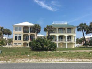 Single Homes on Pensacola Beach